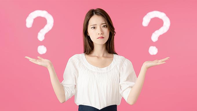 Femme avec points d'interrogation: le Portage est-il fait pour moi ?
