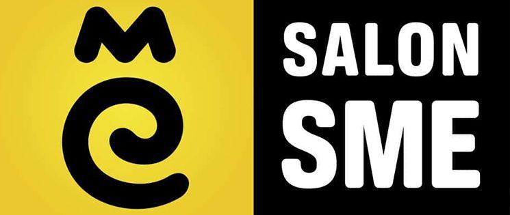Logo et texte salon SME