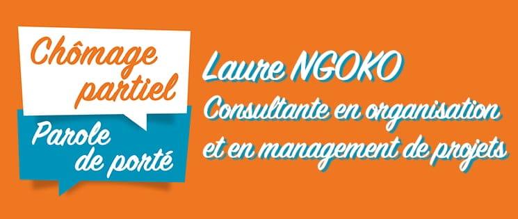 """Titre de la série """"Parole de Porté"""" : Laure NGOKO, consultante en organisation et en management de projets"""