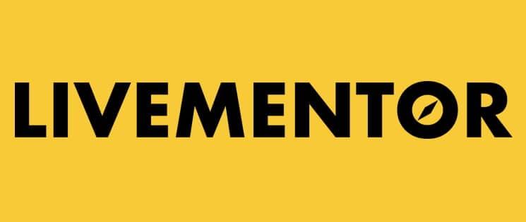 Logo de Livementor, formation pour entrepreneurs en France