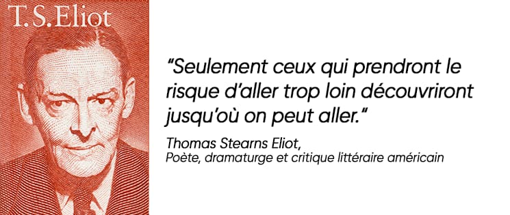 Citation de T. S. Eliot