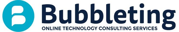 Logo Bubbleting
