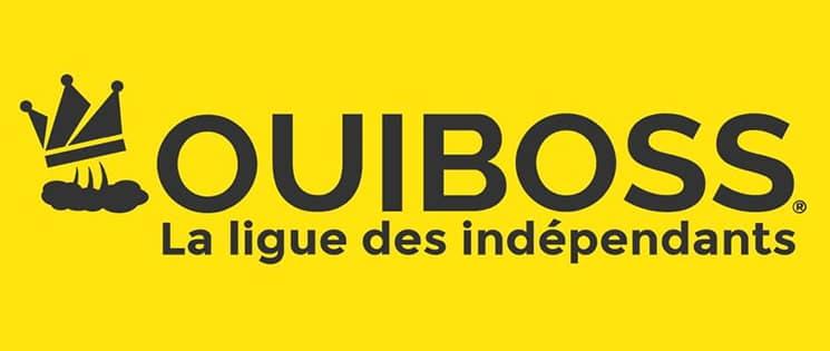 Logo Ouiboss, La ligue des indépendants