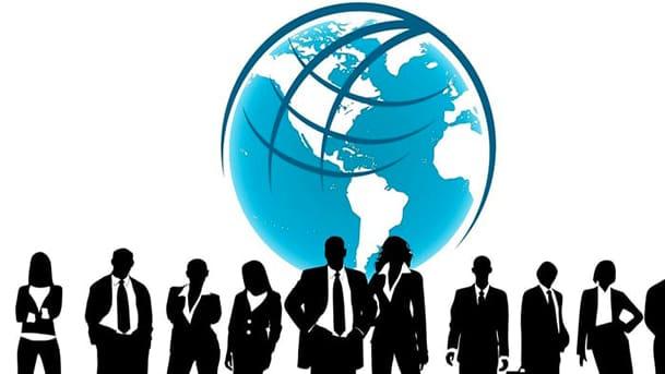 Portage salarial international globe